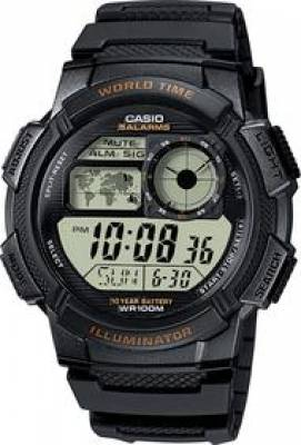 Casio AE 1000W-1A COLLECTION