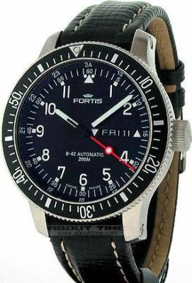 Fortis 647-10-11-L B-42 Official Cosmonauts