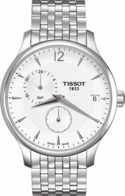 Tissot T063.639.11.037.00 TRADITION GMT