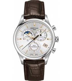 Certina C033.450.16.031.00 DS-8 Chronograph Moon Phase