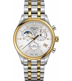 Certina C033.450.22.031.00 DS-8 Chronograph Moon Phase
