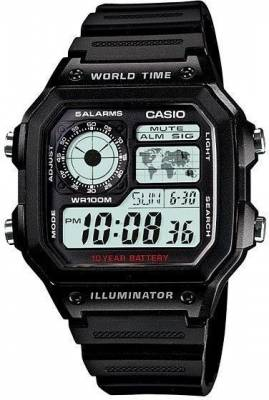 Casio AE 1200WH-1A COLLECTION