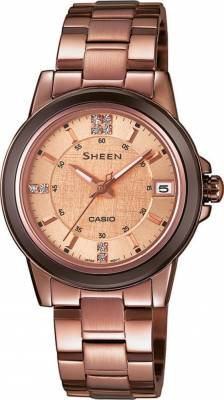 Casio SHE 4512BR-9A SHEEN