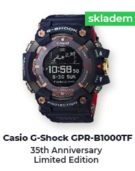 Casio G-Shock GPR-B1000TF