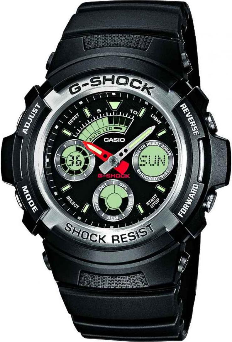 Casio AW 590-1A G-SHOCK