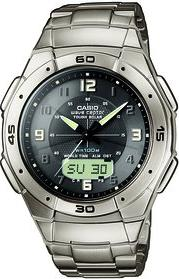 Casio WVA 470DE-1A RADIO CONTROLLED