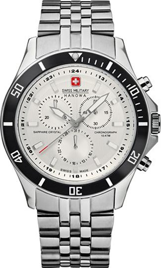 Swiss Military Hanowa 5183.04.001.07 FLAGSHIP CHRONO