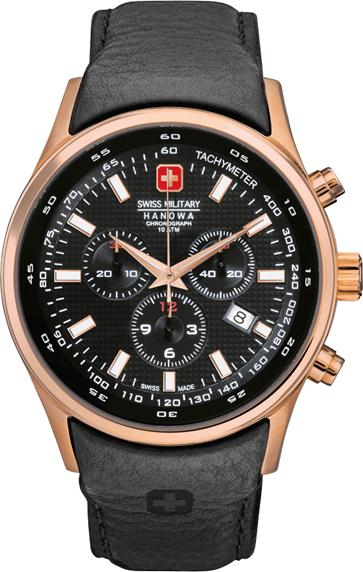 Swiss Military Hanowa 4156.09.007 NAVALUS CHRONO