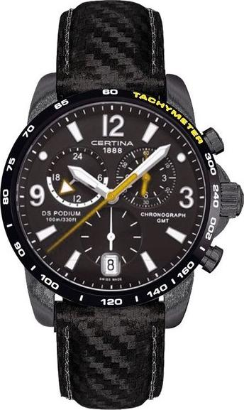 Certina C001.639.16.057.01 DS Podium GMT
