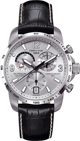 Certina C001.639.16.037.00 DS Podium GMT