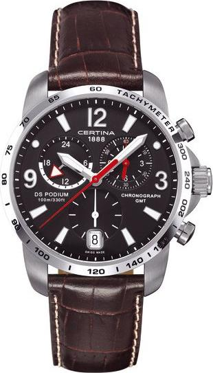 Certina C001.639.16.057.00 DS Podium GMT