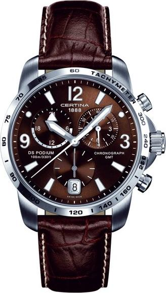 Certina C001.639.16.297.00 DS Podium GMT