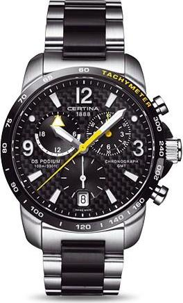 Certina C001.639.22.207.01 DS Podium GMT