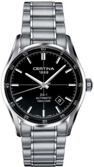 Certina C006.407.11.051.00 DS 1 - 3 hands