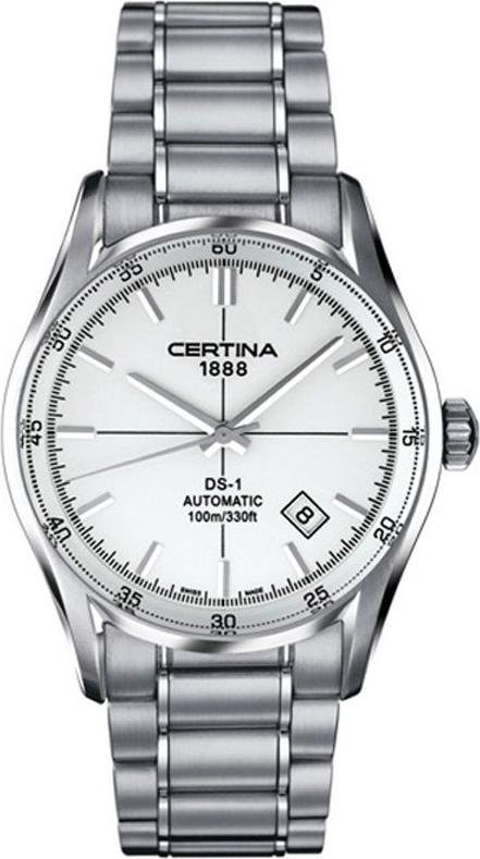 Certina C006.407.11.031.00 DS 1 - 3 hands