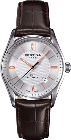 Certina C006.407.16.038.01 DS 1 - romain dial