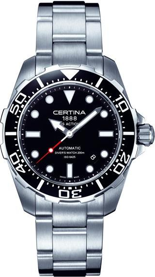 Certina C013.407.11.051.00 DS Action Diver - 3 hands