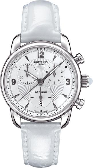Certina C025.217.16.017.00 DS Podium Lady - Chronograph