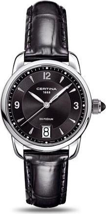 Certina C025.210.16.057.00 DS Podium Lady - 3 hands