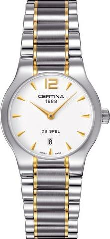 Certina C012.209.22.037.00 DS Spel Lady Round