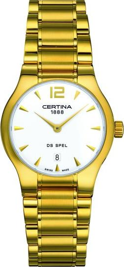 Certina C012.209.33.037.00 DS Spel Lady Round