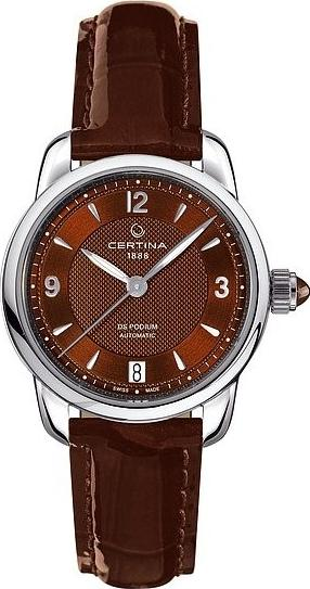 Certina C025.207.16.297.00 DS Podium Lady