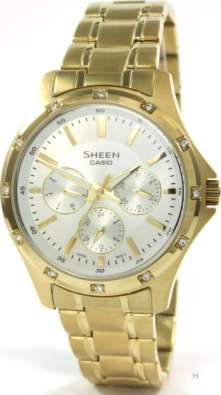 Casio SHE 3801GD-7A SHEEN