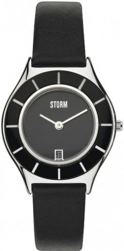 Storm Slimrim Leather black