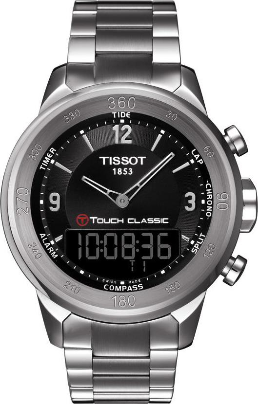 Tissot T083.420.11.057.00 T-TOUCH CLASSIC