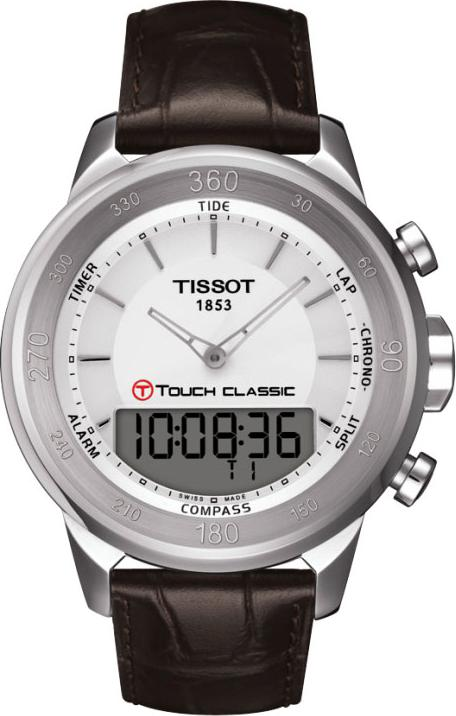 Tissot T083.420.16.011.00 T-TOUCH CLASSIC