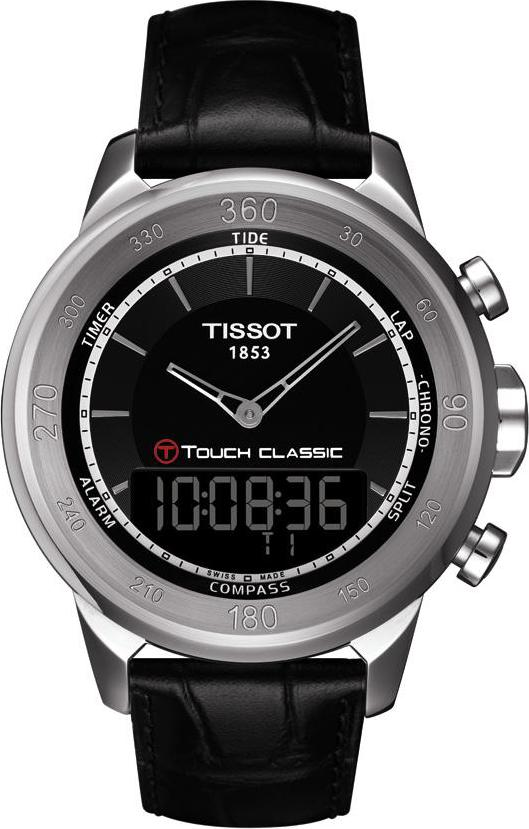 Tissot T083.420.16.051.00 T-TOUCH CLASSIC