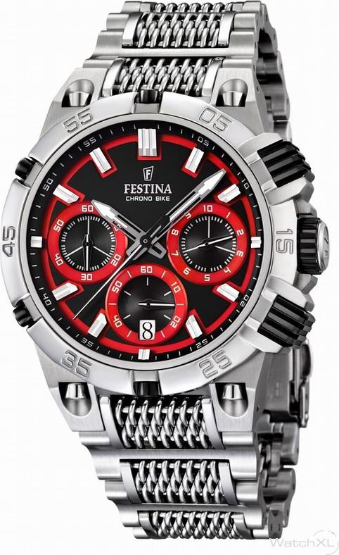 Festina Chrono Bike Tour De France 2014 16774/8