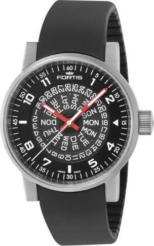 Fortis 623-10-51-S Spacematic