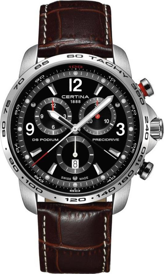 Certina C001.647.16.057.00 DS Podium Big Size - Chronograf