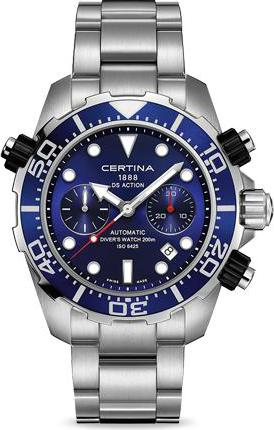 Certina C013.427.11.041.00 DS Action Diver - Chronograph