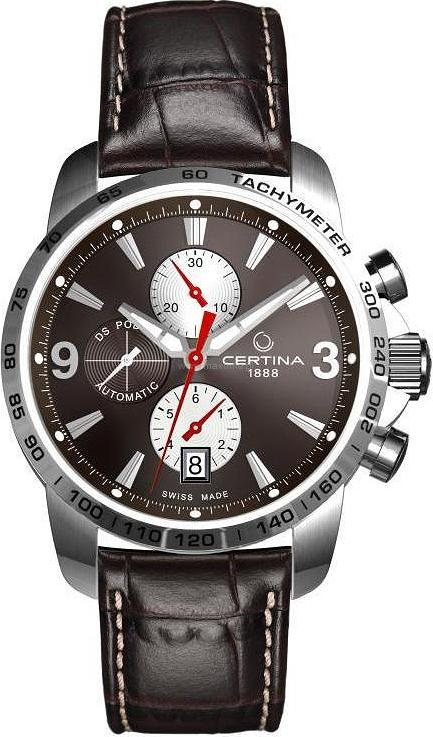 Certina C001.427.16.297.00 DS PODIUM CHRONOGRAPH