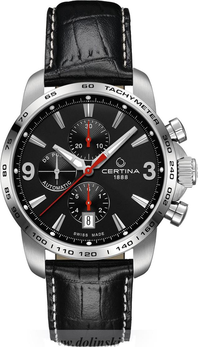 Certina C001.427.16.057.00 DS PODIUM CHRONOGRAPH