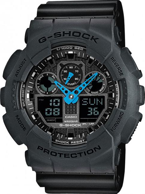 Casio GA 100C-8A G-SHOCK