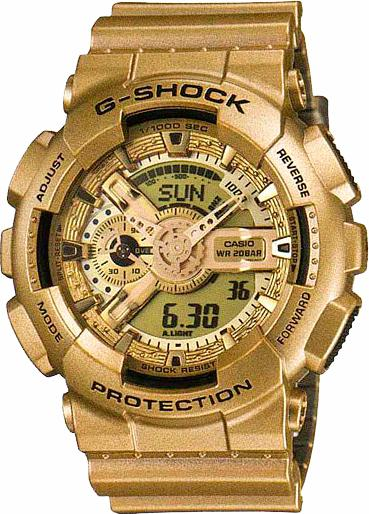 Casio GA 110GD-9A G-SHOCK