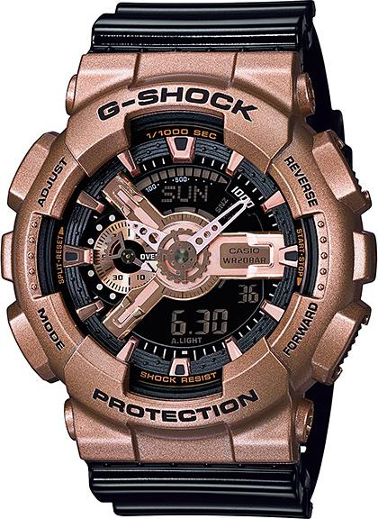 Casio GA 110GD-9B2 G-SHOCK
