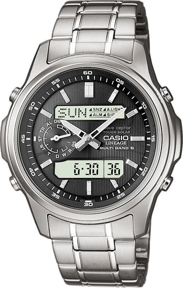Casio LCW M300D-1A WAVE CEPTOR