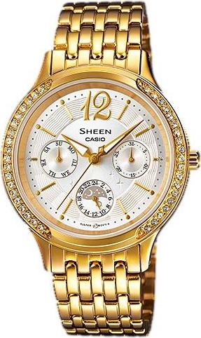 Casio SHE 3030GD-7A SHEEN