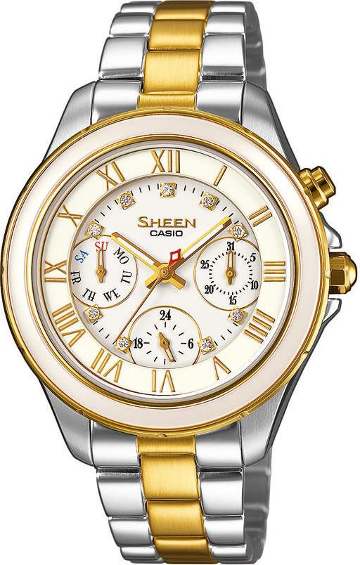 Casio SHE 3507SG-7A SHEEN