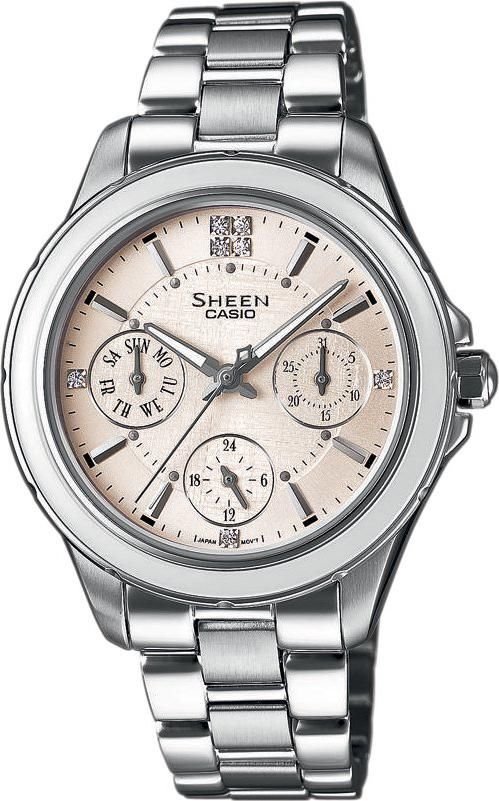 Casio SHE 3508D-7A SHEEN