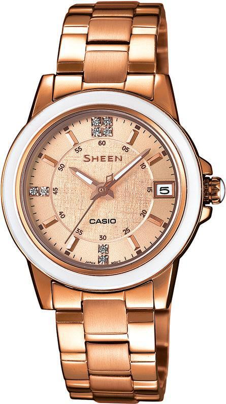 Casio SHE 4512PG-9A SHEEN