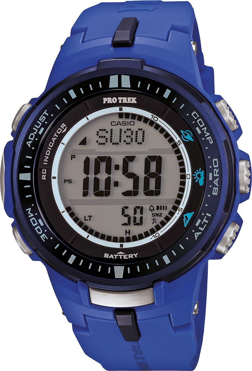 Casio PRW 3000-2B SPORT GEAR