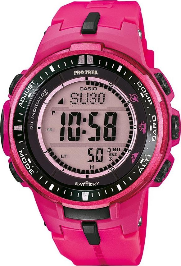 Casio PRW 3000-4B SPORT GEAR