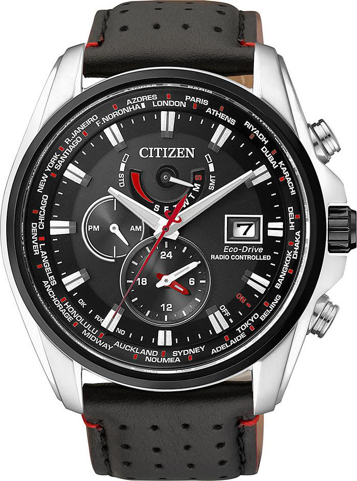 Citizen AT9036-08E Radio Controlled