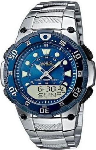 Casio WVA 107HDE-2A EDIFICE