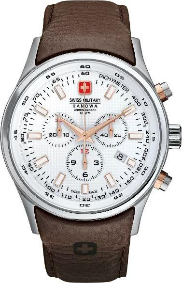 Swiss Military Hanowa 4156.04.001.09 NAVALUS CHRONO